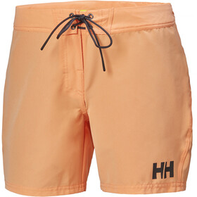 "Helly Hansen HP Pantaloncini Sport Acquatici 6"" Donna, melon"
